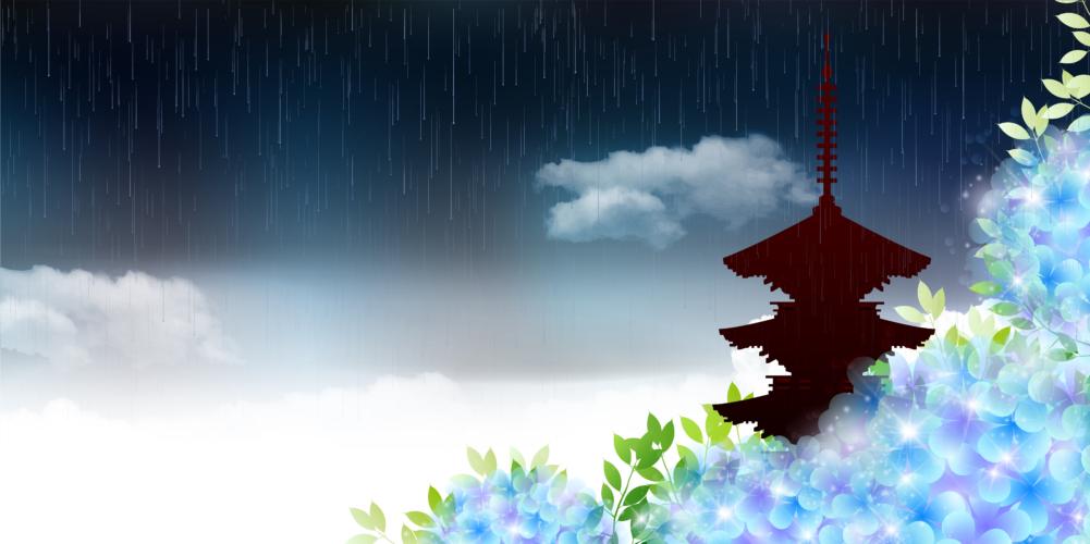 京都の紫陽花スポット