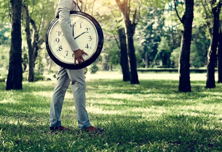 時間の大切さは漠然としている
