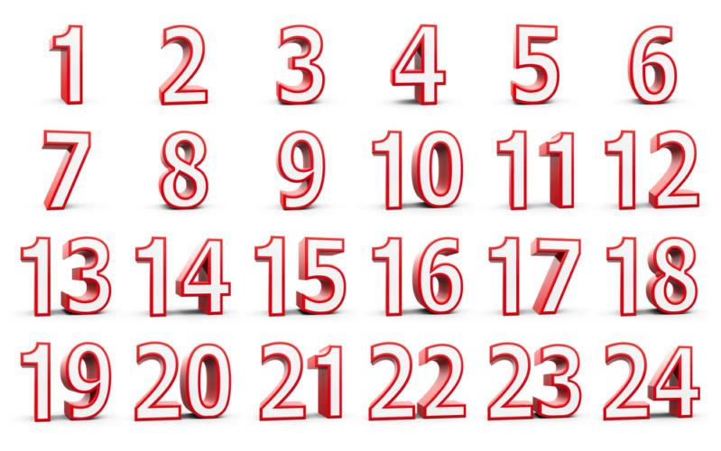 6の倍数はペアになって表れる