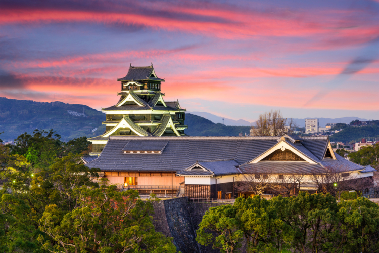 東京にいながら熊本城を体験出来ることができます。