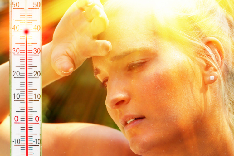 脱水症状・熱中症のリスク