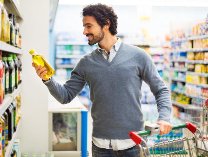 スーパーでの衝動買いはダイエットの天敵