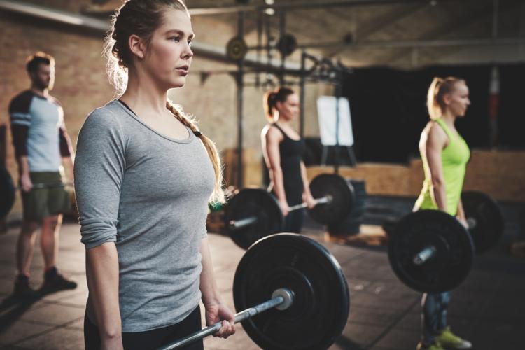 背筋がっつりトレーニングの具体例