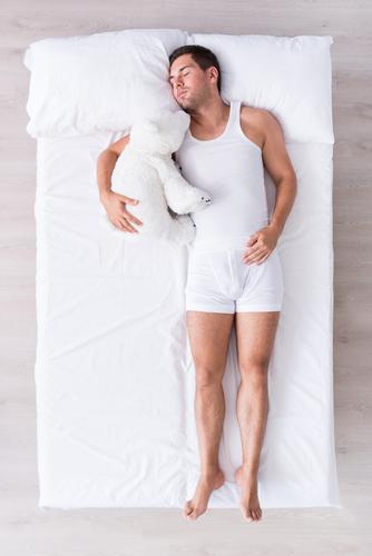 より良い睡眠で健康促進