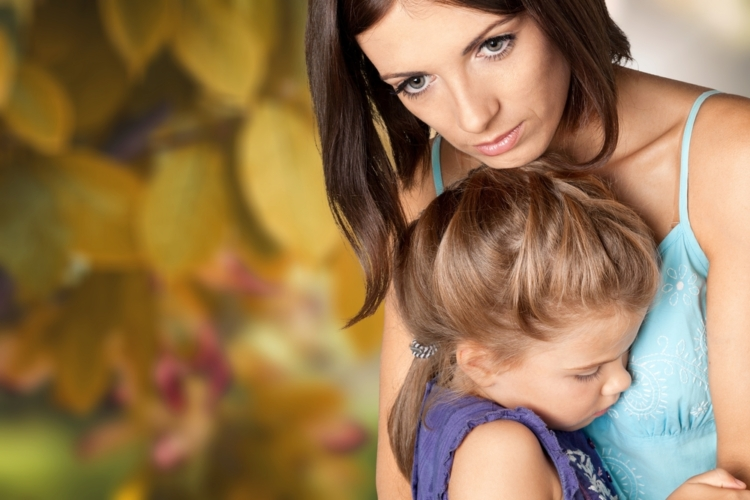 発達障害の子供とその母親