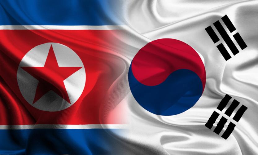 とも日本の周辺国である北朝鮮と韓国は戦争中の国なのです。