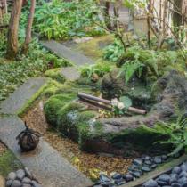 町屋をリノベーションしたこだわり満載の和カフェ「然花抄院京都室町本店」