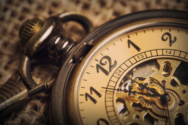 懐中時計の「音」を楽しむ