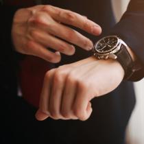コミュニケーションツールとしても優秀な腕時計