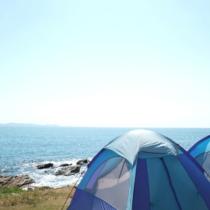 海周辺でキャンプがおすすめ