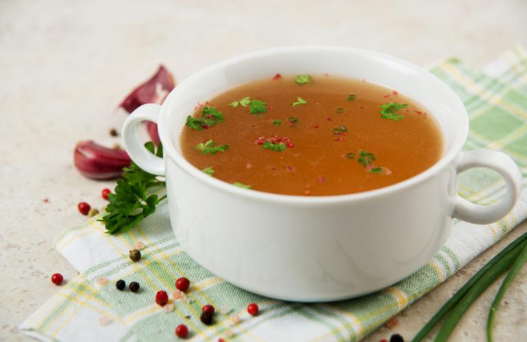 炎症を治す骨スープ