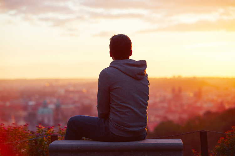 孤独な自己完結タイプ