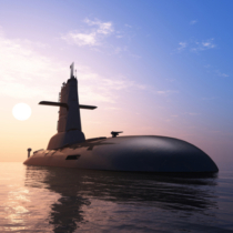 潜水艦は海軍の中で重要な戦力