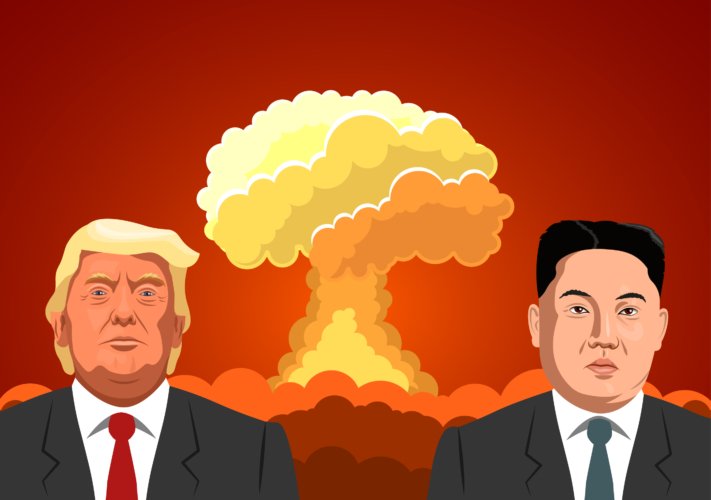 電磁パルス攻撃準備完了!! と、北朝鮮はいう