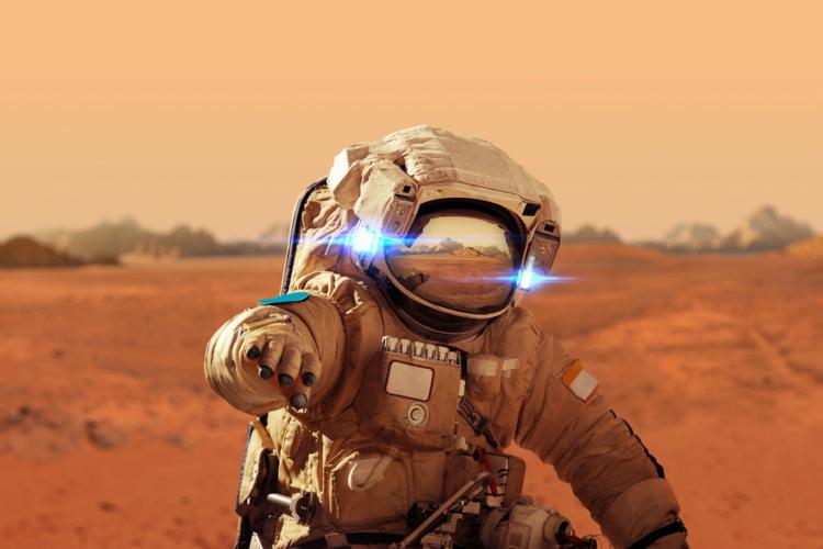 NASAは既に火星での生命の存在をすでに把握しているのかも?