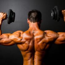 ショルダープレス時の腰痛対処策について