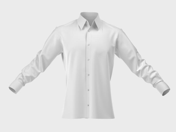 デストロイされていない白シャツとの出会い