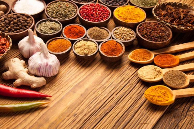 インド料理にも注目が集まる