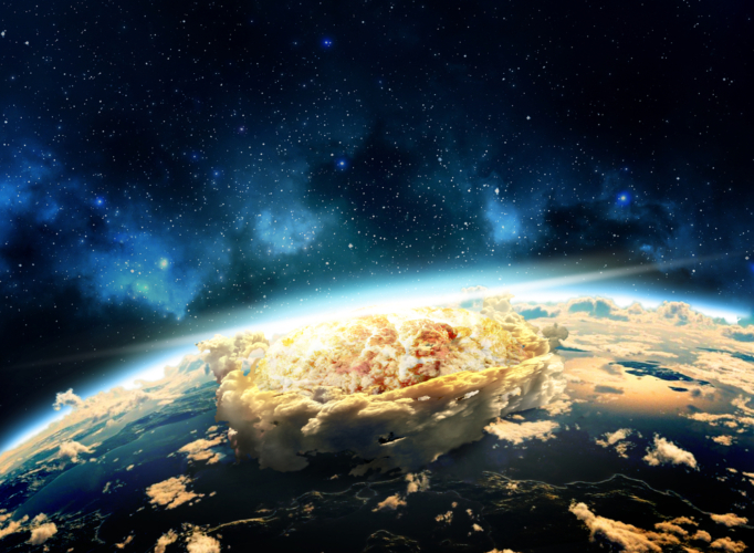 水爆はエネルギーレベルを上げようと思えば理論上どこまでも上げられるとされています