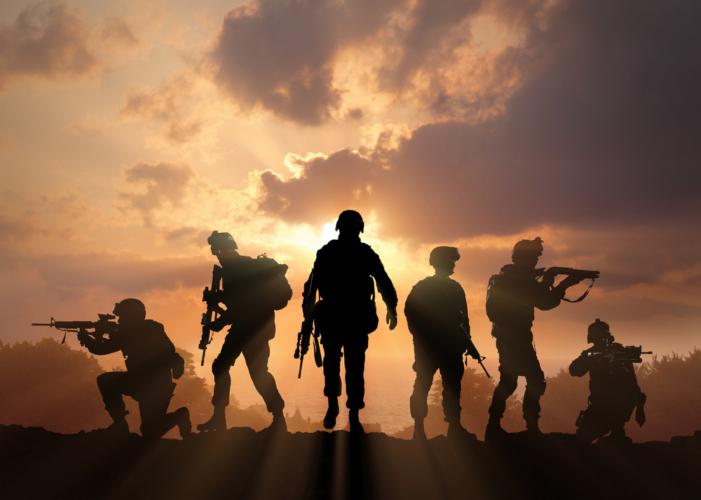 陸上自衛隊の特殊部隊