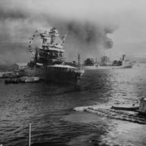 真珠湾攻撃前の状況
