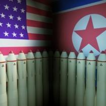 アメリカと北朝鮮の二国間問題となっている