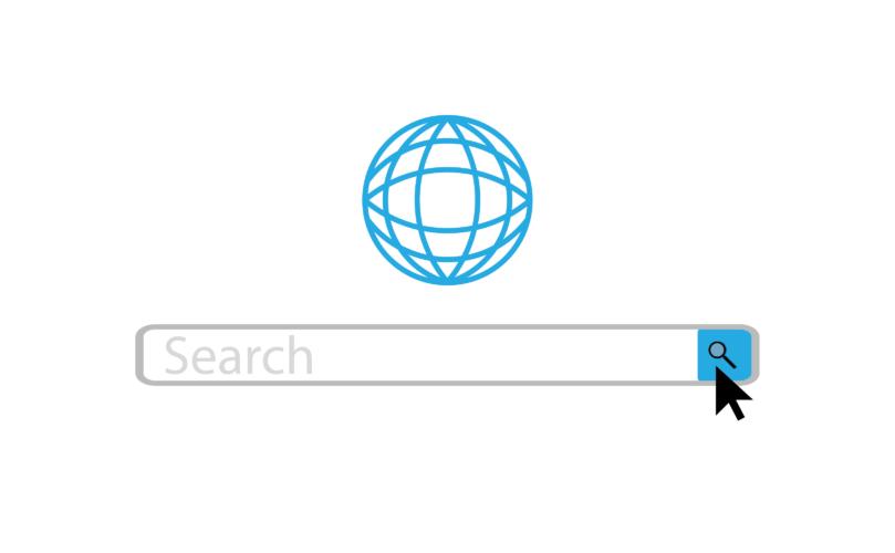 インターネットで検索する
