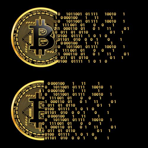8月のビットコイン分裂騒動