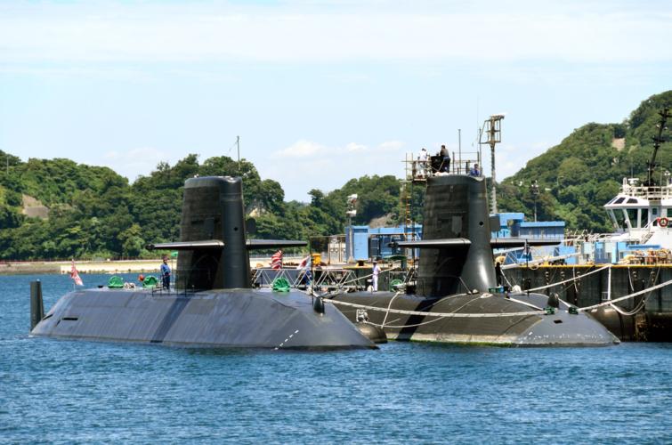 潜行能力は造船技術に支えられている