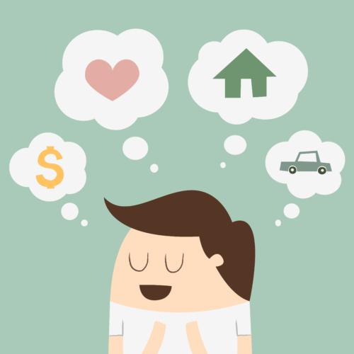 お金に関する語彙を集めていれば、先の先まで見通せてしまえる
