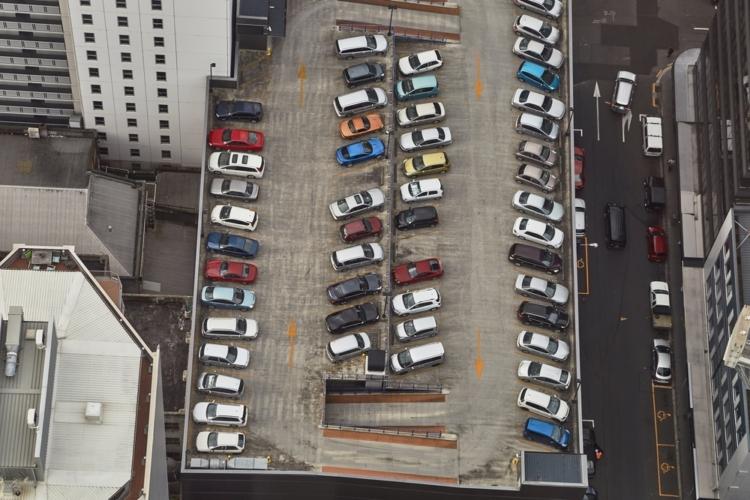 駐車が得意