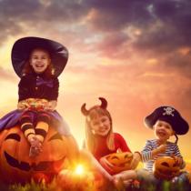 親子でハロウィンを漫喫しよう!