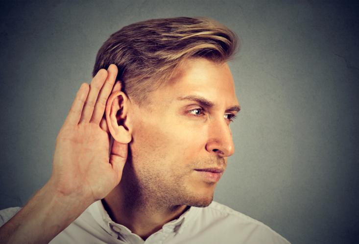 耳の老化「高音の聞こえ」に注意