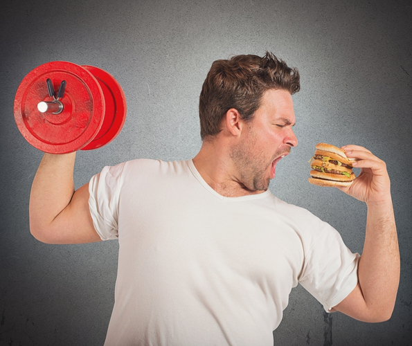 脂肪を増やさずに筋肉だけを増やすテクニック
