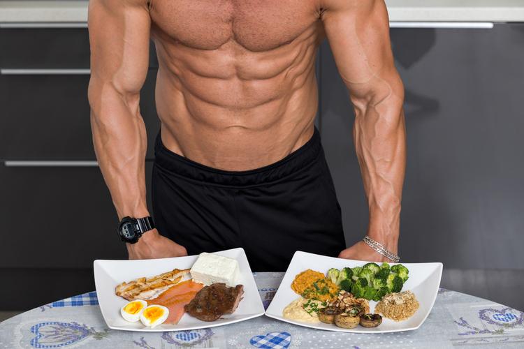 大切な食事量と内容の考え方