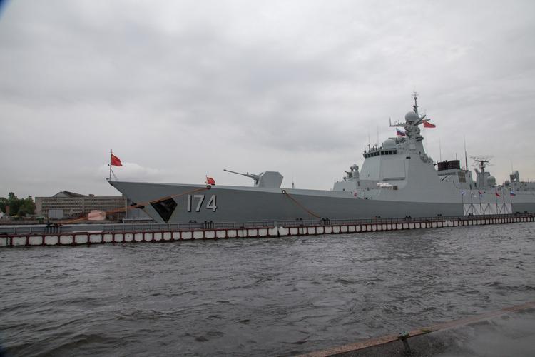 20隻もある054A型「江凱Ⅱ」型フリゲート艦