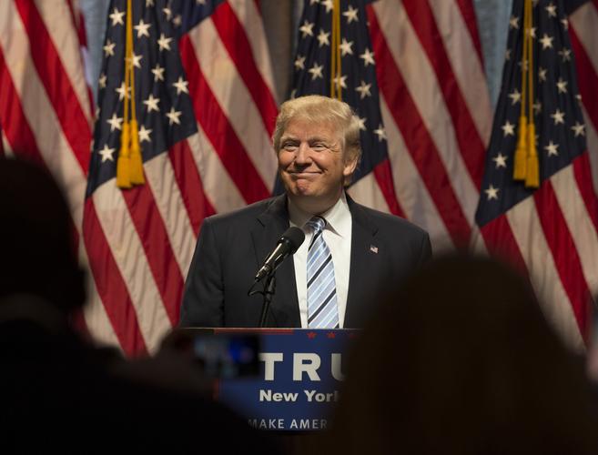 トランプ大統領、商談は大成功