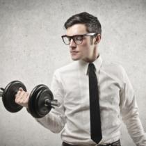 筋トレは脳に良い影響を与える