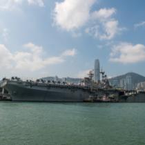 空母以外の中国艦艇