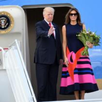 2017年11月5日、アメリカのトランプ大統領が初の日本訪問を果たしました