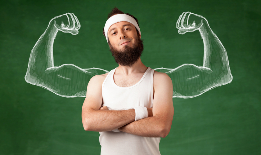 上腕二頭筋の効率的トレーニング方法