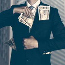 お金はお金持ちが大好き