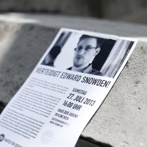 エドワード・スノーデンって?