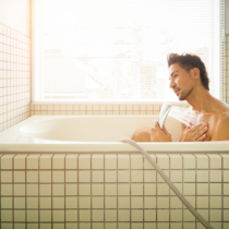 お風呂はリフレッシュのキーポイント