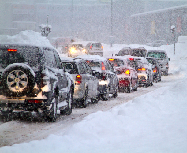 その2 大都市の平地を降雪が襲う?