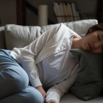 つらいきついは、眠って逃げるが勝ち
