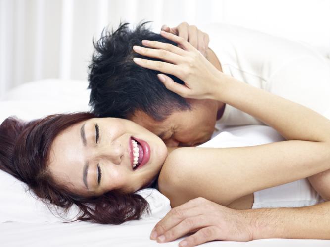 バストアップに効果的なセックスを心掛ける
