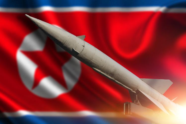 久しぶりのミサイルは新型かも