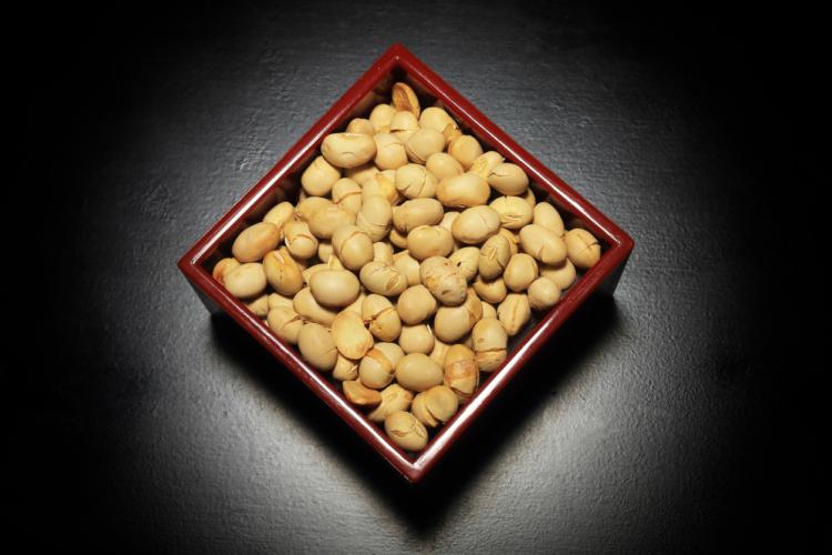 炒り豆であるべき理由