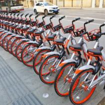 自転車を新たな交通システムと呼ぶ試み